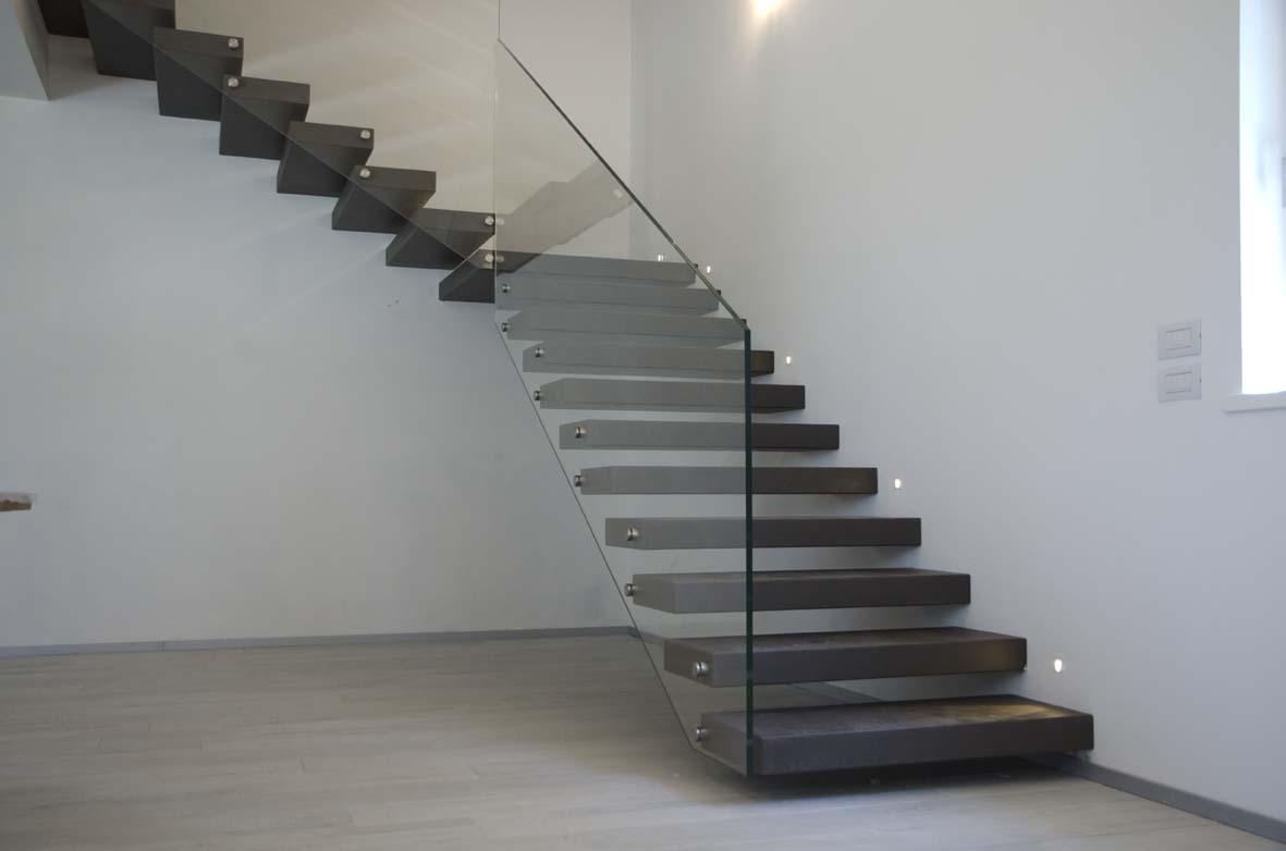 Scale in legno pavimenti e rivestimenti di resedile - Immagini scale in legno ...